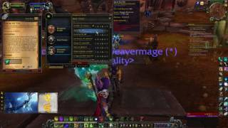 World Of Warcraft Legion Piercing the Veil