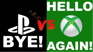 Why I Left PS4 for the Xbox One S