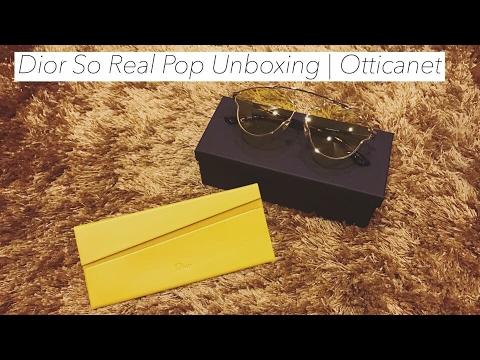 Dior So Real Pop Unboxing | Otticanet