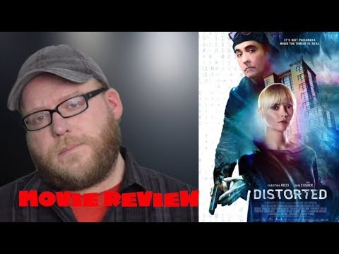 Distorted | Movie Review | Christina Ricci/John Cusack Techno-Thriller | Spoiler-free