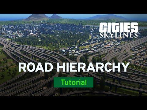Tutorial (EP5) Road Hierarchy with Czardus | Cities: Skylines