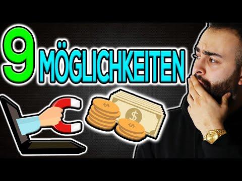 Geld verdienen im internet na klkax