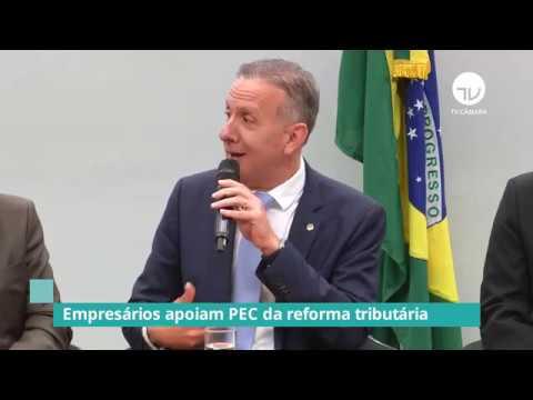 Setor de serviços apoia a proposta da reforma tributária - 17/09/19