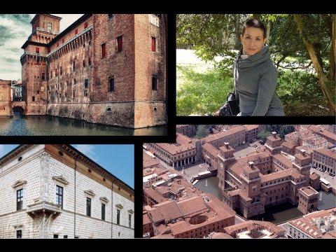 Город Феррара ~ Италия