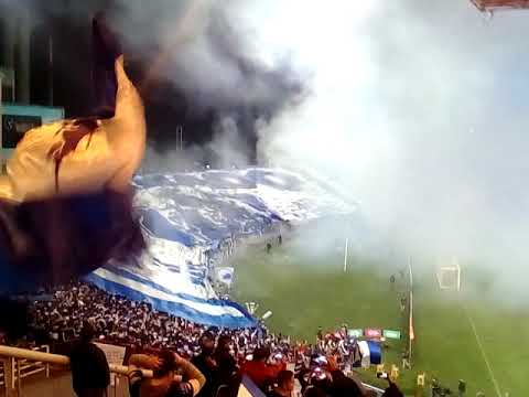 """Hinchada de Alvarado(MarDelPlata) vs San Jorge(Tucuman) final del Federal A"" Barra: La Brava • Club: Alvarado"