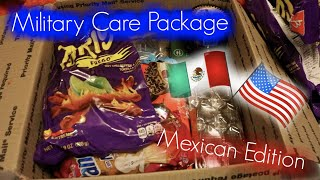 Military Care Package (Last One) - Mexican Edition | 1 Year!