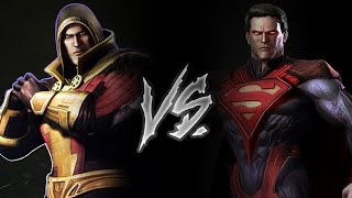Injustice Gods Among Us - Shazam Vs. Superman (VERY HARD)