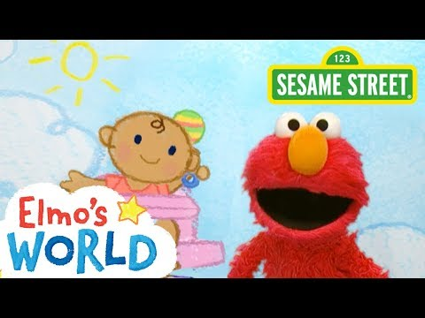 Sesame Street: Elmo's World: Babies | FULL Segment