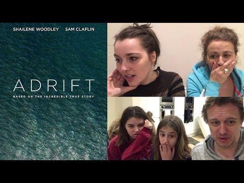 Adrift Trailer Family Review Reaction
