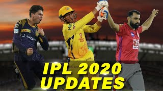 IPL 2020: Dhoni aces practice, Shami eyes Down Under, Kuldeep 2.0