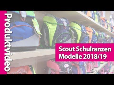 SCOUT Schulranzen Modelle 2018/19 im direkten Vergleich