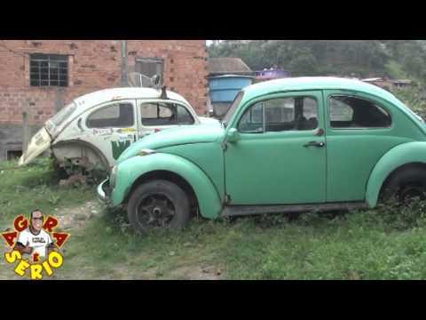 Veja oque acontecia com os carros apodrecendo nas calçadas na época do governo Francisco Junior