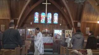 preview picture of video 'Biserica Nasterea Maicii Domnului din Laval, Canada'