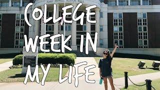 COLLEGE WEEK IN MY LIFE: DEAD WEEK + LAST WEEK OF CLASSES