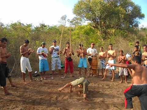 01 Roda   no Mato -  Capoeira Quilom Brasil em Bom Conselho