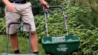 Lawn Fertilizing Tips