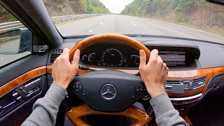 [WR Magazine] 2012 Mercedes Benz S65 AMG - POV Test Drive by Tedward (Binaural Audio)