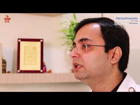 Acne Breakouts - Types & Causes by Dr Praveen Bhardwaj at Manipal Hospitals Whitefield (Pt.3)