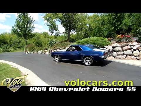 Video of '69 Camaro SS - LCVZ
