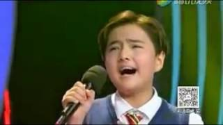 Данияр Толқынұлы - Атамекен әні. Atameken ABC Kids Voice