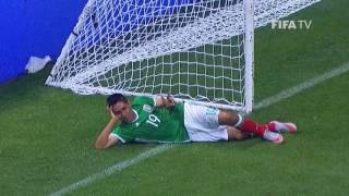 WOW! Jorge Campos - Awesome Goal and Celebration!