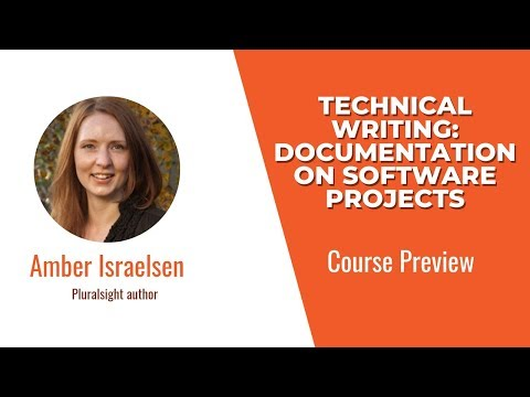 Course Preview: Technical Writing: Documentation on Software ...