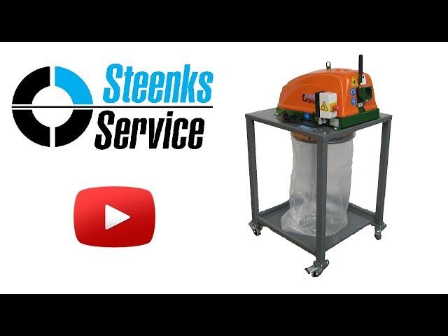 YouTube video   Strap shredder