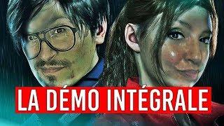 Resident Evil 2 Remake, la démo en intégralité | Gameplay inédit