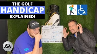 How Does The Golf Handicap Work? | 2020 World Handicap Explained