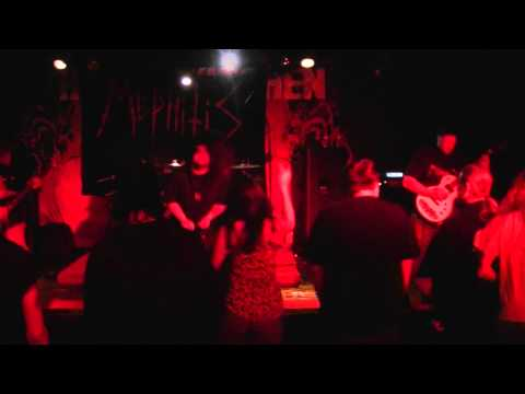 Mephitis - Voice of a Car Bomb (Live)