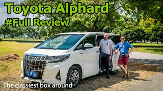 Why Are People Spending $120,000 On...A Van? 2020 Toyota Alphard Review