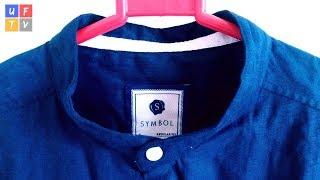 Symbol Amazon Brand Mens Casual Regular Fit Shirt Unboxing