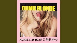 Dumb Blonde (feat. Nicki Minaj)