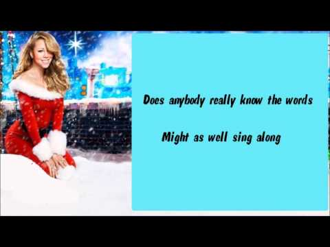 Mariah Carey - Auld Lang Syne (The New Year's Anthem) + Lyrics
