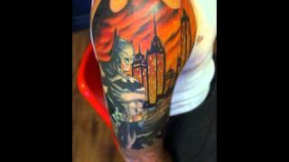 25 Best Batman Tattoo Designs