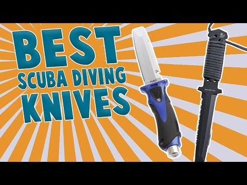 Best Dive Knives - 2016
