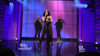 Ciara   Dance Like We're Making Love (LIVE With Kelly & Michael 8 10 15)