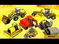Earth movers app review with mighty machines in action construction vehicles