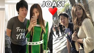 Toast and Janet - Cute JOAST Moments