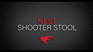 Nest Shooter Stool | Elevation Equipped