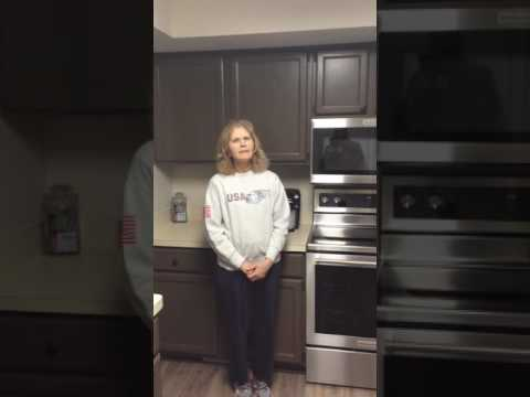 Rochester Hills MI Kitchen Cabinet Painting Video Review