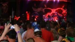 "Danzig ""Dirty Black Summer"" - Bonnaroo 2012"