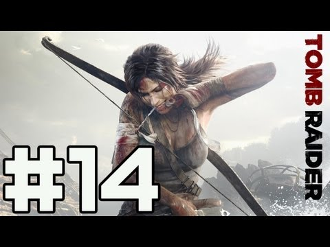 Играем в Tomb Raider - Серия 14 (Зиккурат)