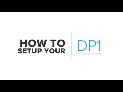 Ezviz DP1 (1280 x 720 pixel (HD 720))