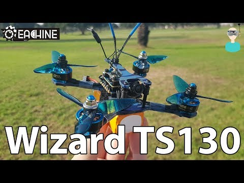 eachine-wizard-ts130--review-setup--flight