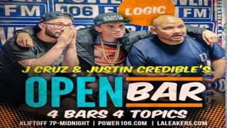 Logic - Open Bar (Freestyle)