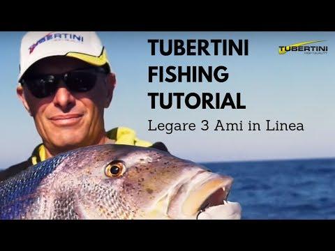 Marco Volpi | Come Legare 3 Ami per la Pesca alle Orate