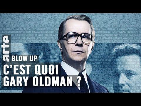 C'est quoi Gary Oldman ? - Blow Up - ARTE