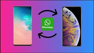 whatsapp chat backup android to iphone 2018 - मुफ्त