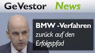 BMW will zurück auf den Erfolgspfad